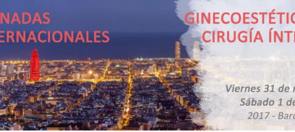 Asistencia a las jornadas Ginecoestéticas celebradas en el Hospital Teknon de Barcelona