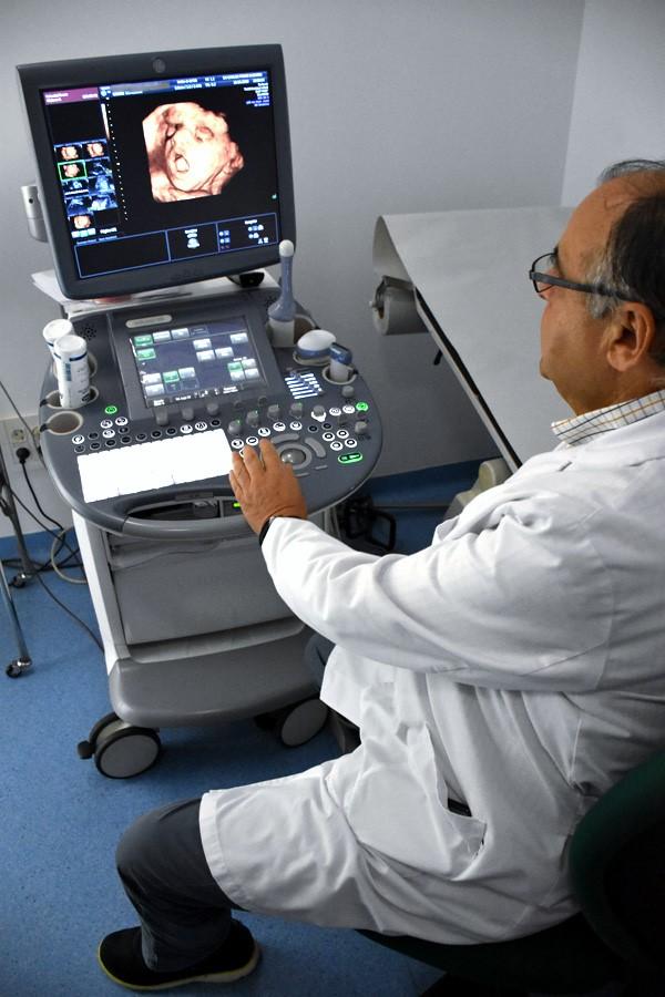 Consulta Carlos Freire Bazarra - Laser ginecológico en A Coruña - Ginecólogo A Coruña-ecografía 4D