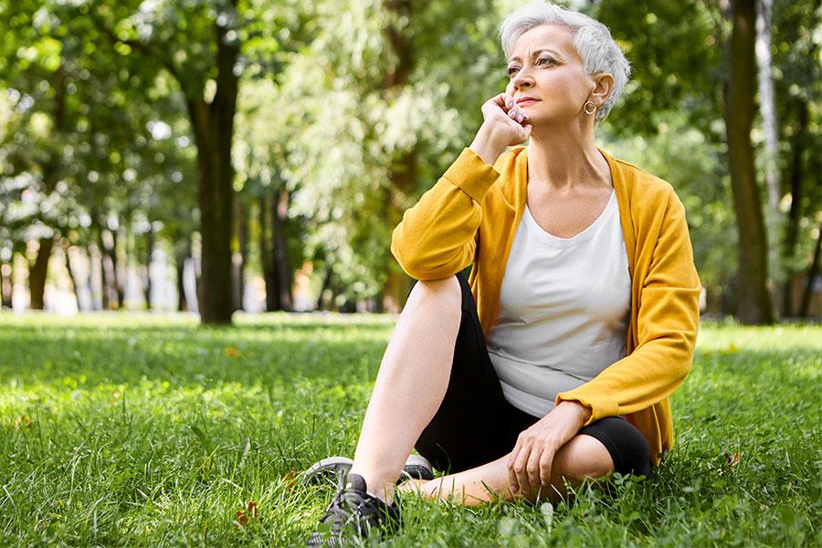 Guia basica para afrontar la menopausia